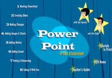 make a professional PP presentation
